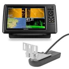"Garmin echoMAP™CHIRP 92sv 9""Fishfinder/GPS Chartplotter Combo,SideVü GT52-TM Tdx"