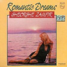 GHEORGHE ZAMFIR (PAN FLUTE) - ROMANTIC DREAMS NEW CD