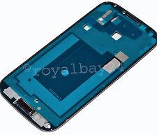 Samsung Galaxy S4 I9500 Cadre Cadre Moyen + bouton noir écran LCD CADRE