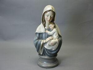 Maria con Bambino Madonna Statua Maria Statua Figura 40 CM