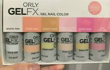 Orly Gel FX GELFX Gel Polish French Manicure Nudes Variations Colors Your choice