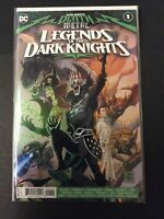 DARK NIGHTS DEATH METAL LEGENDS OF THE DARK KNIGHT #1 1st PRINTING