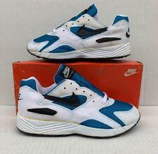0973cc7887 Vintage Nike Pantheon Imperial Blue/Black/White Size 8.5 102006-400