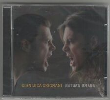 GIANLUCA GRIGNANI  NATURA UMANA CD SIGILLATO!!!