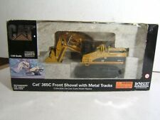 Norscot 1/50 CAT Caterpillar 365C Front Shovel w Metal Tracks Diecast Model #82
