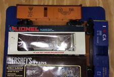 Lot of Lionel and K-Line Cars