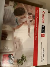 Canon Pixma All-In-One Printer, Copier & Scanner + USB Cable + Ink (Bundle)