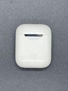 Apple Airpods OEM Lightning Charging Case Model No. A1602 1st & 2nd Gen.