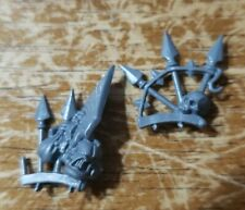 Warhammer 40k Chaos Space Marines Bits:Terminator Lord Dark Angels Trophy Spikes