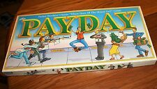 1994 Parker Brothers Payday Where Does All the Money Go? Board Game - COMPLETE