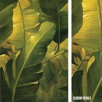 "33W/""x36H/"" CHERRY BLOSSOMS by JILL O/'FLANNERY ASIAN ORIENTAL KIMONO CANVAS"