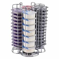 52 Tier Stainless Steel T-Discs Capsule Pod Holder Storage Stand For Tassimo Pod