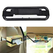 Car Sun Visor Tissue Paper Box Holder Auto Seat Back Accessories Clip Bracket AU