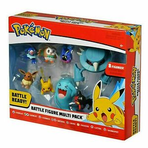 24pc Pokemon Action Figures Pikachu Doll Battle Figure Multi Pack Kid's Toys UK