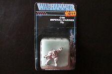 OOP Citadel / Warhammer 40k / Rogue Trader C100 Space Marines Captain BNIB