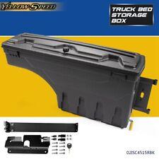 Rear Right Truck Bed Storage Box Toolbox For 2007-18 Chevy Silverado Gmc Sierra