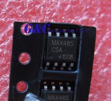 50PCS MAX485CSA MAX485 IC TXRX RS485/RS422 LOWPWR SOP-8