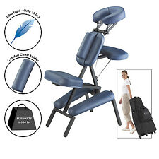 Portable Massage Chair Light Weight Large Professional Therapy Masseuse Masseur