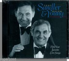 Sandler & Young - Sing Your Favorite Love Songs - New 1994 CD! w. Never My Love!