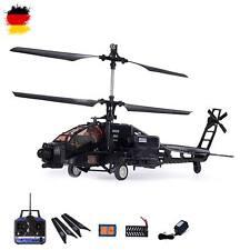 4 Kanal Apache AH-64 RC ferngesteuerter Hubschrauber Helikopter-Modell, Neu