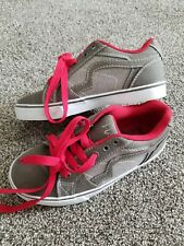 Tony Hawk Tennis Shoes Size 3 boys Grey and Red with Laces