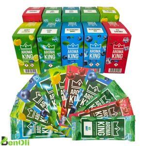 1 x Aromakarte für Zigaretten Flavor Cards Aromakarten - 10 Aromen zur Auswahl