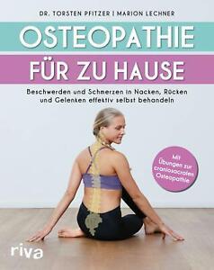 Osteopathie für zu Hause | Torsten Pfitzer (u. a.) | Taschenbuch | Deutsch