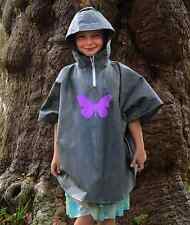 New for Sales - Target of Kids Purple Butterfly Poncho