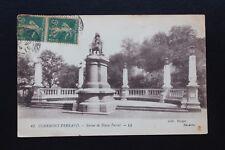 Carte postale ancienne CPA CLERMONT-FERRAND - Statue de Blaise Pascal