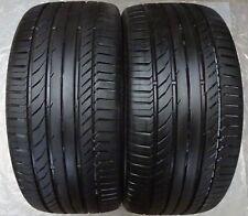 2 Neumáticos de verano Continental ContiSportContact 5 285/35 R21 105y ra879