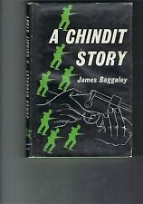 Military -A Chindit Story by James Baggaley