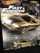Hot Wheels Fast & Furious Nissan 240SX.