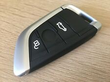 For BMW 7 Series X5 X6 Smart 3 button Remote Key Fob Shell Case Blade