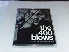 The 400 Blows (Blu-Ray, Criterion/Art House Collection) ~ Mint Cond. ~ Free S/H