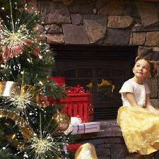 Colgante avanza tira de LED cadena de luz 8 modos de control remoto de Hadas Navidad Decoración de Navidad