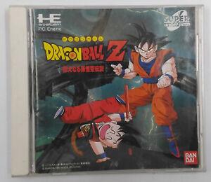 Dragon ball Z Idainaru NEC PC-Engine CD-Rom