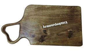 OLIVE WOOD CUTTING BOARD WITH HOLE  (Wooden Chopping Board)