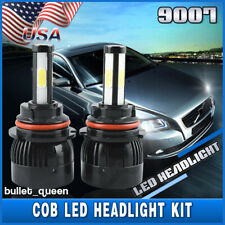 9007 6K LED Headlight Hi/Lo Beam for Ford F-150 F-250 1997-2003 Ranger 1995-2011