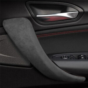 Door Armrest Panel Cover Trim for BMW F20 F21 F22 F23 1 2 Series 2012-2019 Gray