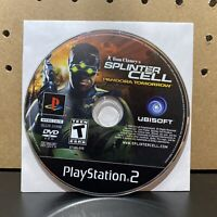 Tom Clancy's Splinter Cell: Pandora Tomorrow  - PlayStation 2 - PS2 - Disc Only