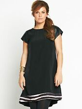 Scoop Neck Tunic Formal Dresses for Women