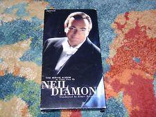 NEIL DIAMOND As Time Goes By THE MOVIE ALBUM Longbox DOUBLE CASSETTE Rare 1998
