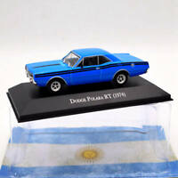 IXO Altaya Dodge Polara RT 1974 Diecast Models Limited Edition Collection 1:43