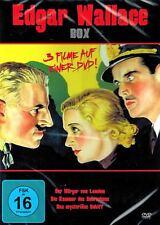 DVD NEU/OVP - Edgar Wallace Box - 3 Filme auf einer DVD