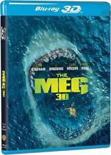 THE MEG 3D - 2 BLU-RAY 3D/2D