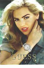 PUBLICITE 2012  GUESS montre bijoux                                       270712