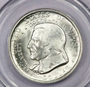 1936-P 1936 Cleveland 50c PCGS MS64 Gen. 2.2 Old Green Holder Beautiful coin!
