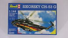 1:144 Revell 04065 Sikorsky CH-53 G Hubschrauber Bundeswehr Helikopter Heer oliv