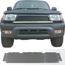 CCG GLOSS BLACK PRECUT MESH GRILL INSERT FOR A 1996-98 TOYOTA 4RUNNER GRILLE NEW