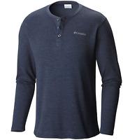 Columbia Men's KETRING™ HENLEY Waffle Long Sleeve Shirt  Big AS1184-464